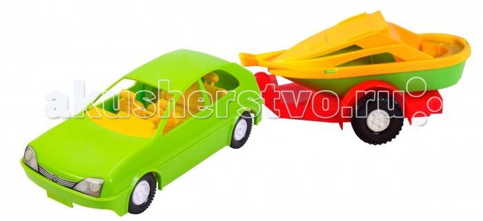 Машины Tigres Авто-купе с прицепом купить грузовое авто в бресте