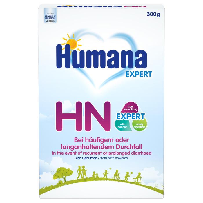 Молочные смеси Humana Заменитель HN с рождения 300 г молочные смеси humana заменитель expert 1 с рождения 350 г