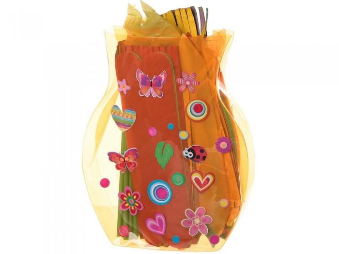 Наборы для творчества Bondibon Набор для творчества Сказочный букет в вазе наборы для творчества bondibon набор для творчества роспись по дереву