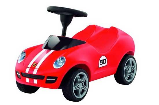 Каталка BIG Baby PorscheBaby PorscheКаталка BIG Baby Porsche сочетает в себе стильный спортивный дизайн и узнаваетмые черты известной марки Porsche.   Для ребенка кататься на Baby Porsche – это огромное удовольствие, а родители в свою очередь могут быть уверены в качестве изделия, надежности конструкции и безопасности ребенка.  Возраст: от 1 года  Подходит: для мальчиков и девочек  Материал: пластик  Размер: 71х34х41 см  Размер упаковки: 75х40х44 см  Максимальная нагрузка: 35 кг  Вес: 2,5 кг  Вес в упаковке: 2,7 кг.<br>