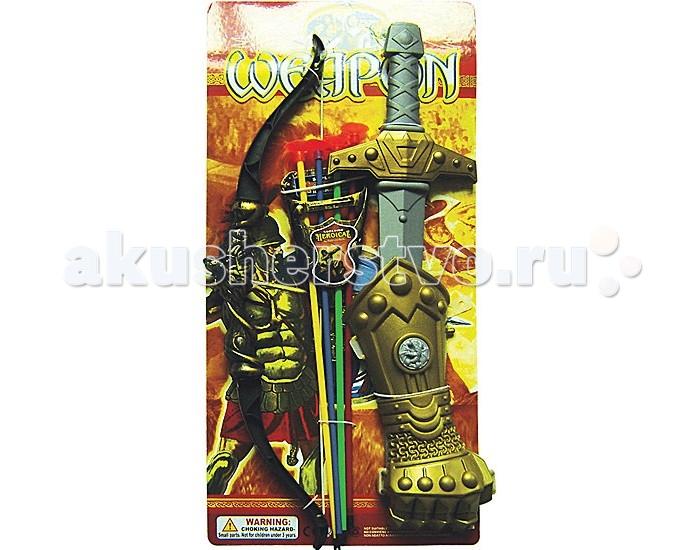 Игрушечное оружие Игруша Игровой набор Доспехи INM19