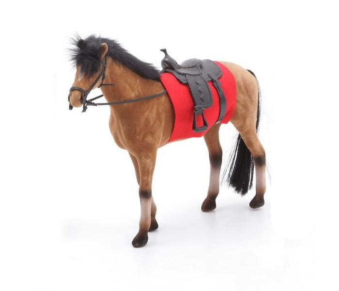Игровые фигурки Bondibon Игровая Лошадь 12.5 дюймов фигурка из нефрита лошадь