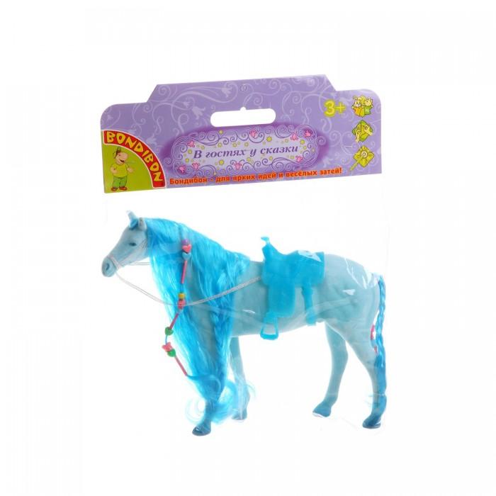 Bondibon Игровая Лошадь с косой 12.5 дюймов