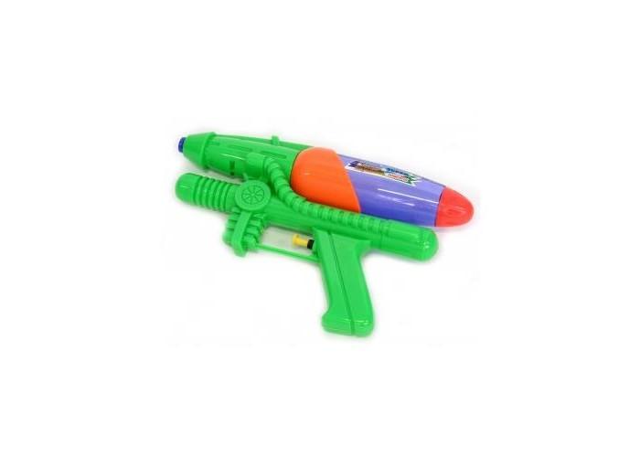 Подробнее о Bondibon Водный пистолет Водная Битва 26 см пистолет картушный