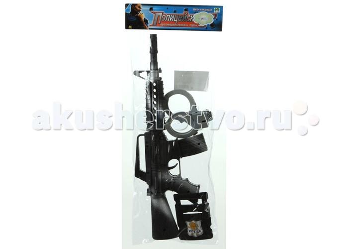 Игрушечное оружие Игруша Игрушечное оружие Автомат I898610 игрушечное оружие yako игрушечное оружие 2 в 1 y4640125