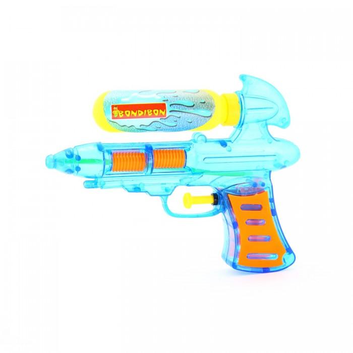 Игрушечное оружие Bondibon Водный пистолет Водная Битва 27 см пистолет