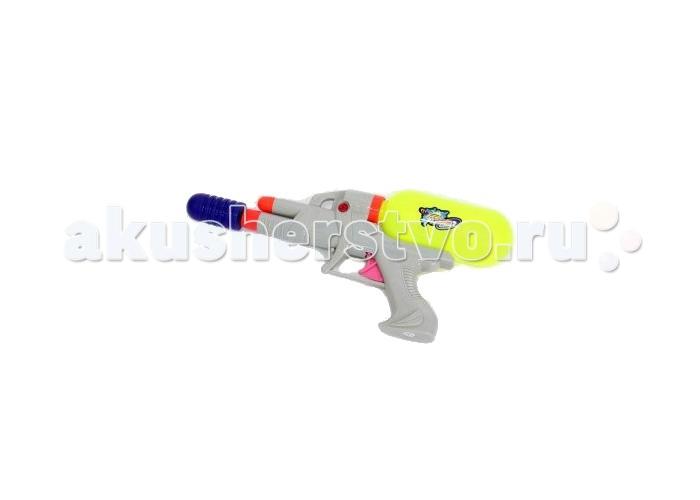 Игрушечное оружие Bondibon Водный пистолет Водная Битва 36 см игрушечное оружие simba водный пистолет toy story 42 см