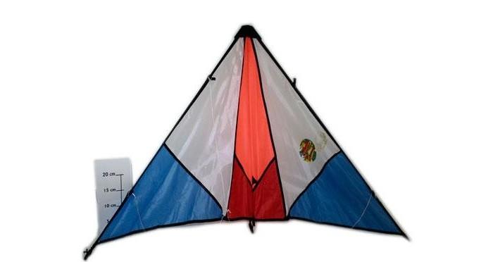 Спортивный инвентарь Bondibon Воздушный змей в пакете 120 см на леске с катушкой воздушный змей i am bird fun