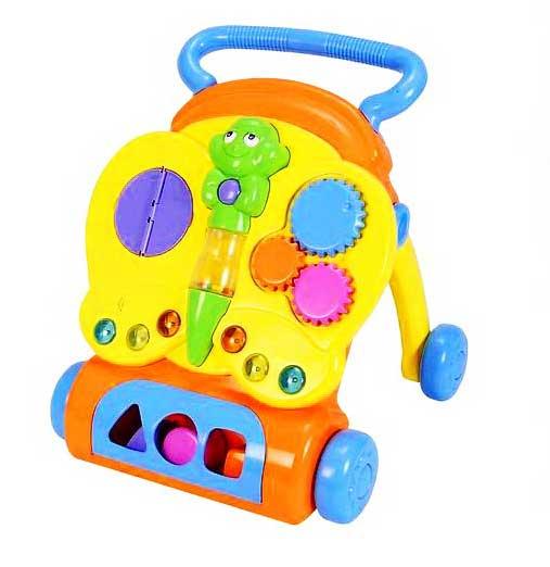 Ходунки Simba каталкакаталкаХодунки-каталка Simba помогут малышу сделать первые шаги, а игровой центр в виде симпатичной бабочки развлечет и поможет развитию зрительно-моторной координации малыша.  Описание: cортер (треугольник, квадрат, круг) крутящиеся элементы кнопки на крыльях бабочки предназначены для воспроизведения звуковых и световых эффектов глаза у бабочки двигаются при нажатии кнопку мини-книжка с забавными животными<br>