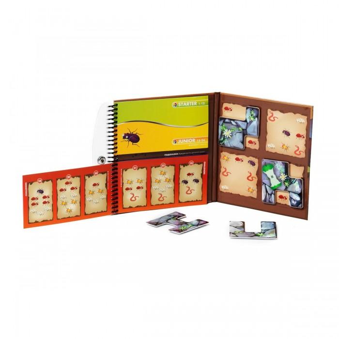 Фото Настольные игры Bondibon Магнитная игра для путешествий Деловые Жуки