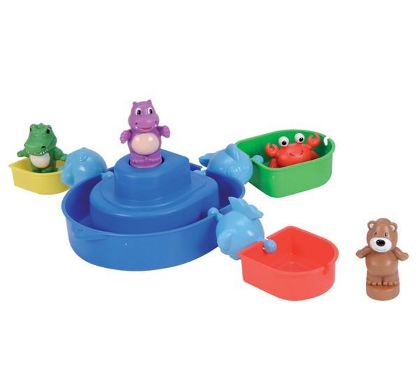 Игрушки для ванны Simba Детские лодочки игрушки для ванны спектр набор для ванны лодочки