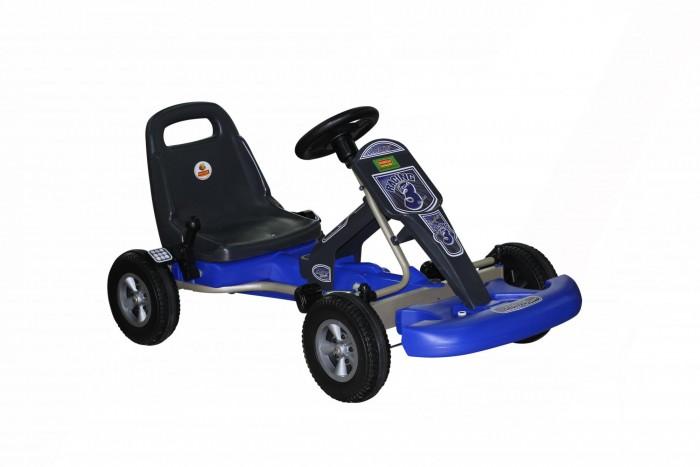 Coloma Автомобиль с педалями КартАвтомобиль с педалями КартДетская каталка Карт в виде гоночного болида с педалями прекрасно подойдет для физического развития ребенка 3-5 лет.  Несомненно, она понравится любому мальчишке благодаря ярким насыщенным цветам и стильному дизайну. Отличительной чертой данной модели ее устойчивость, что обеспечивается благодаря четырем колесам. Машинка приводится в движение благодаря педалям.   Прочный пластик, металлический каркас, широкие колеса, удобное сиденье, отличная управляемость автомобилем.  Длина детской гоночной машины 1.11 метра.  Каталка машина Карт Полесье с педалями станет отличным подарком ребенку.<br>