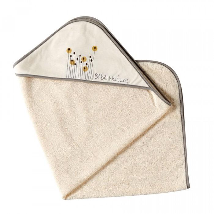 Полотенца Candide Полотенце с капюшоном Бежевые тона 75х75 см матрасы candide дышащий со съемным чехлом 60х120x11 см