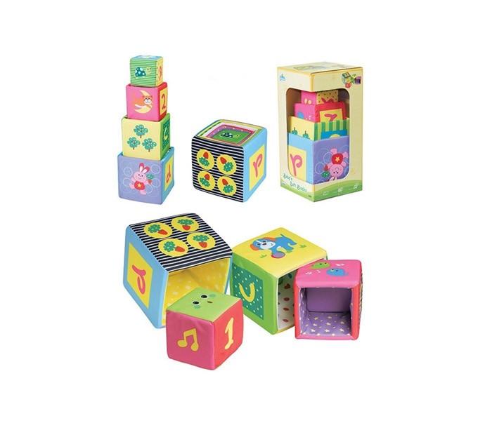 Развивающие игрушки Parkfield Набор кубиков неизвестный друг