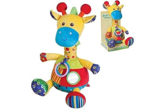 Подвесные игрушки Parkfield Жираф с вибрацией игрушка на пружинке жираф
