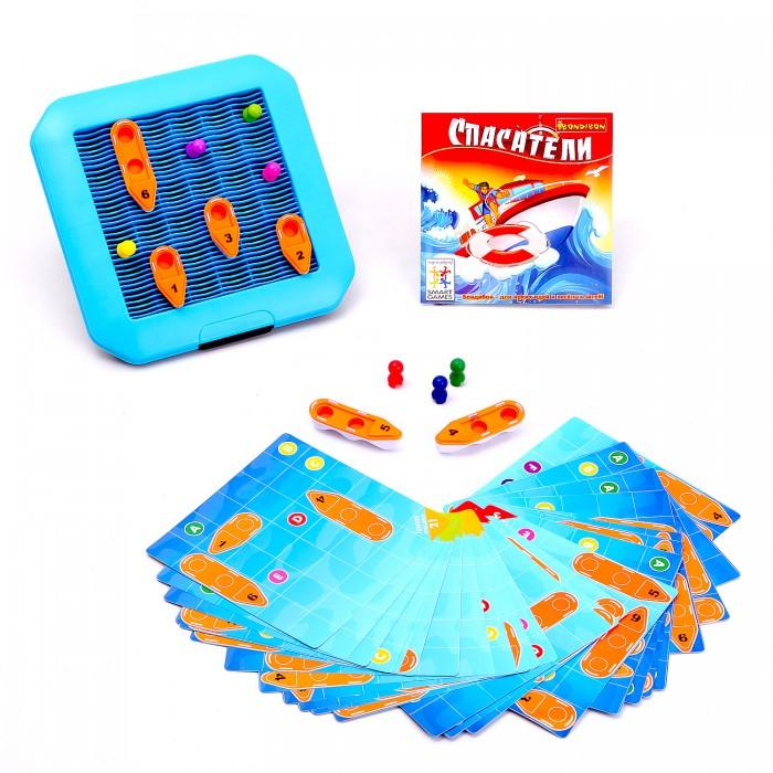 Купить Настольные игры, Bondibon Логическая игра Спасатели