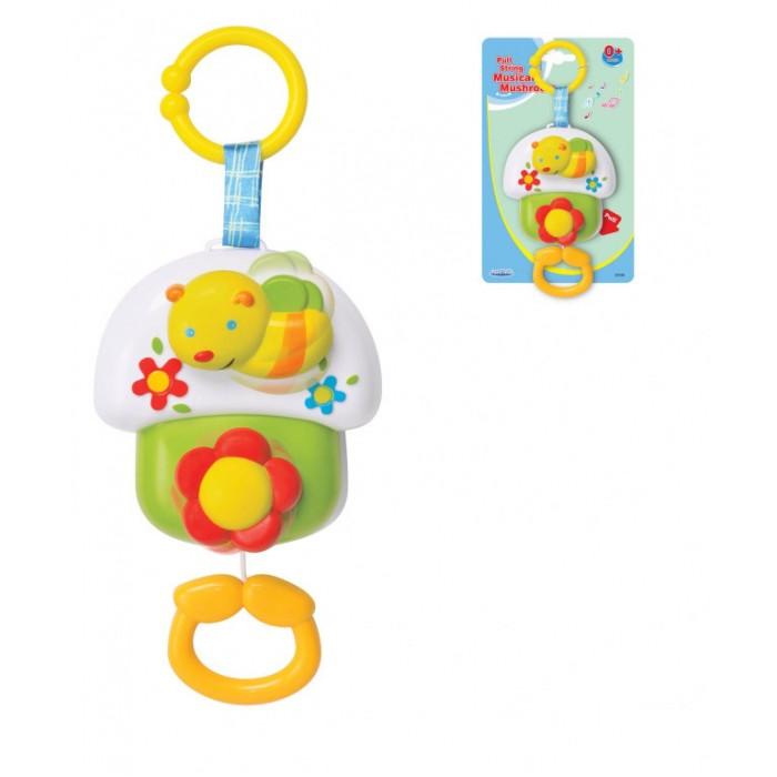 Подвесные игрушки Parkfield музыкальный Грибок подвесные игрушки мир детства мини подвеска слоненок