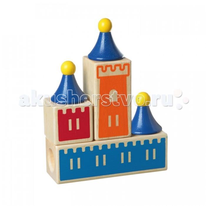Деревянные игрушки Bondibon Логическая игра Замок загадок bondibon обучающая игра замок загадок нескучный город