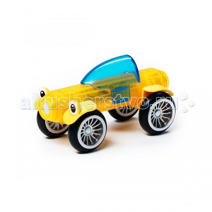 Машины Bondibon Специальный (Special) магнитный SmartMax набор LED-свет: Светящийся Ларри bondibon конструктор магнитный smartmax светящийся ларри цвет желтый