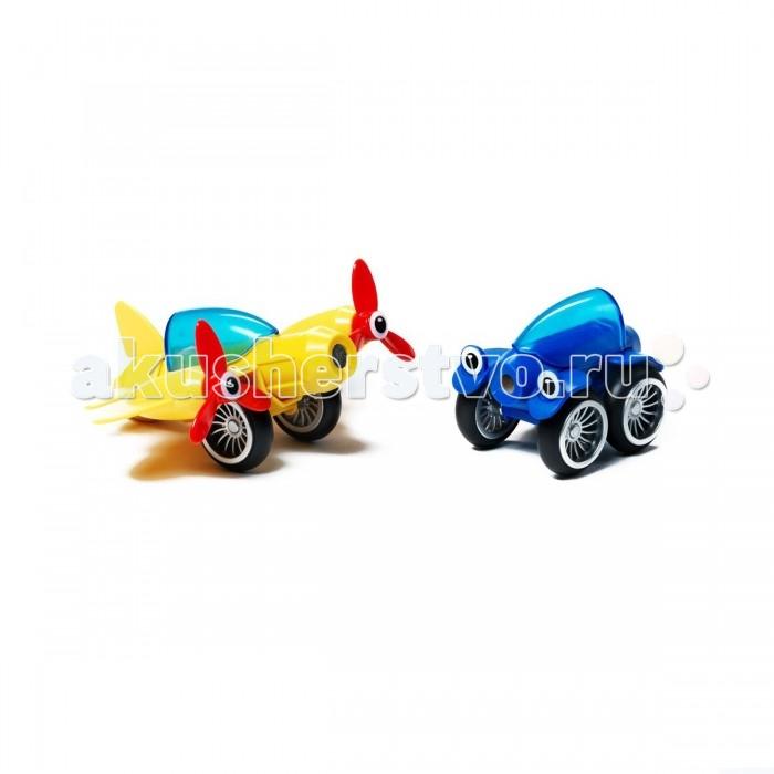 Bondibon Специальный (Special) магнитный SmartMax набор: Пип и самолётик Пит