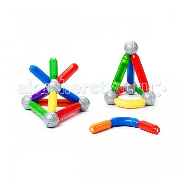 Конструктор Bondibon Специальный (Special) магнитный SmartMax набор LED-свет: МаякСпециальный (Special) магнитный SmartMax набор LED-свет: МаякМагнитный конструктор SmartMax/ Специальный (Special) наборLED-свет: Маяк.  Увлекаться игрой воображения и получать от этого сто процентов удовольствия – вот задача такого конструктора!   Такой конструктор не только будет развлекать вашего малыша игрой, освобождая надолго вас от его требовательного внимания, но и познакомит вашего почемучку с принципом действия магнитов, и позволит собрать интересные модели, что не сможет не удивить родителей!   Детали во всех наборах крупные и легкие, поэтому они прекрасно подходят для малышей. Палочки имеют оболочку, сделанную из высококачественной пластмассы, и сердцевину – достаточно сильный магнит.   Магнитный конструктор Специальный набор LED-свет: Маяк - красочный, яркий, познавательный и очень увлекательный конструктор. Магнитный конструктор состоит из множества деталей, снабжен LED-светом: Light House.   Магниты держатся внутри деталей очень прочно, и выпадение их во время игры исключено.<br>