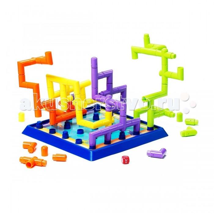 Настольные игры Bondibon Настольная игра Магистраль (3Д игра) игра