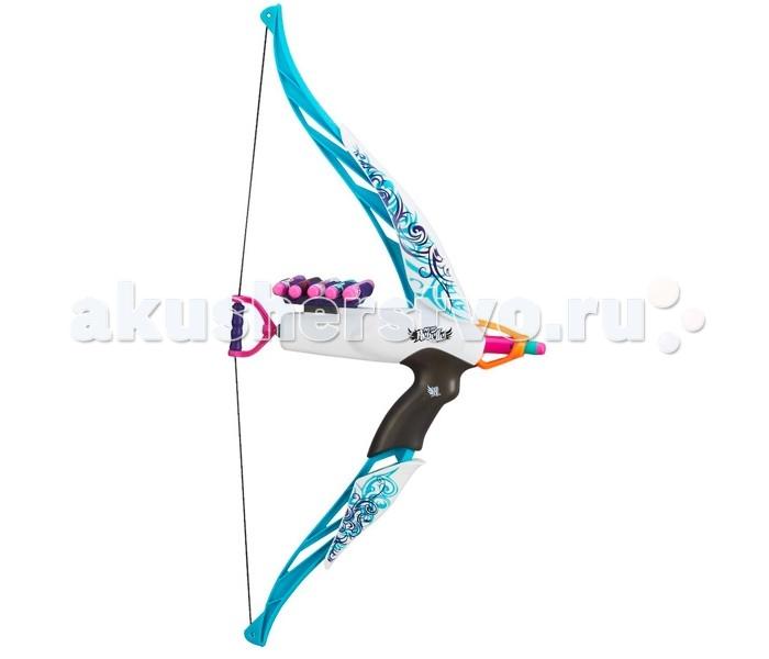 Игрушечное оружие Nerf Hasbro N-Rebelle Лук Разбитое сердце, Игрушечное оружие - артикул:128852