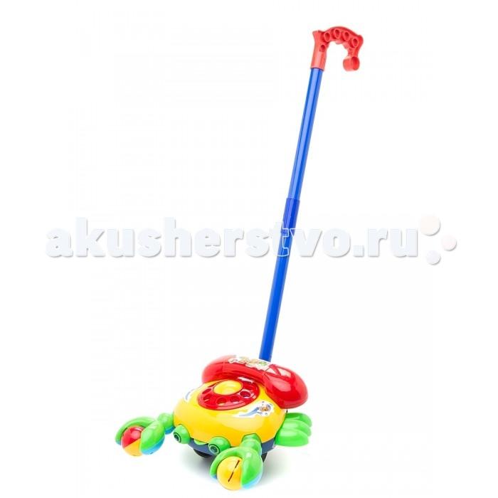 Каталки-игрушки Ami&Co (AmiCo) Телефон игрушки подвески amico развивающая игрушка телефон