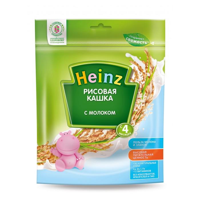 Каши Heinz Молочная Рисовая каша с 4 мес. 250 г каши bebi молочная рисовая каша с бананом с 4 мес 250 г
