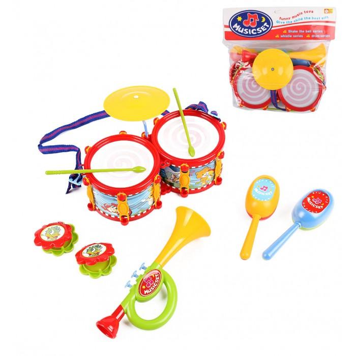 zhorya набор музыкальных инструментов Музыкальные игрушки Игруша Набор музыкальных инструментов I-1120997