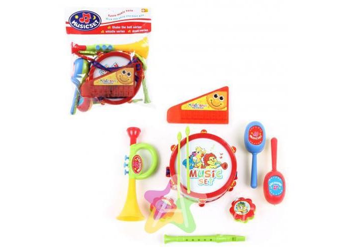 Музыкальные игрушки Игруша Набор музыкальных инструментов I-983992 игруша i 599623