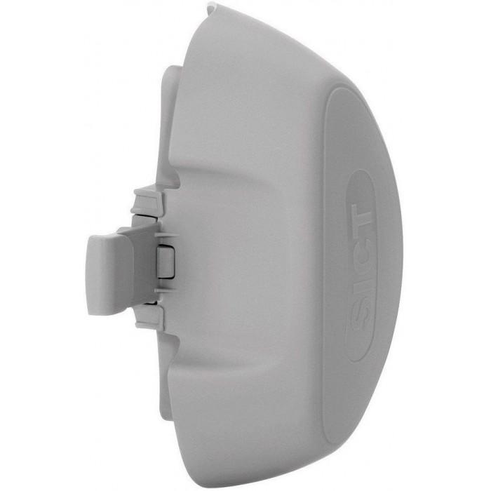 Britax Roemer Подушка Sict для Advansafix IIПодушка Sict для Advansafix IIПодушка Britax Romer SICT для Advansafix II – уникальная система боковой защиты, которая обеспечивает дополнительную безопасность ребенку во время поездки. Подушка выполняет роль амортизирующего буфера между боковиной автомобильного кресла и кузовом машины. Подушка может использоваться только со стороны ближайшей к автокреслу двери.  Материал: прорезиненный пластик.<br>