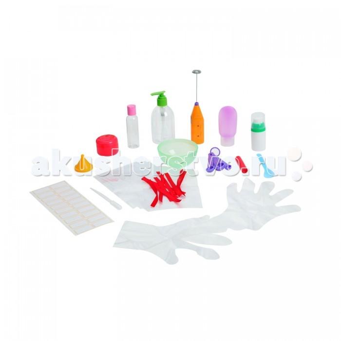 Наборы юного парфюмера Bondibon Французские опыты Науки с Буки Лаборатория Спа (мал), Наборы юного парфюмера - артикул:129512