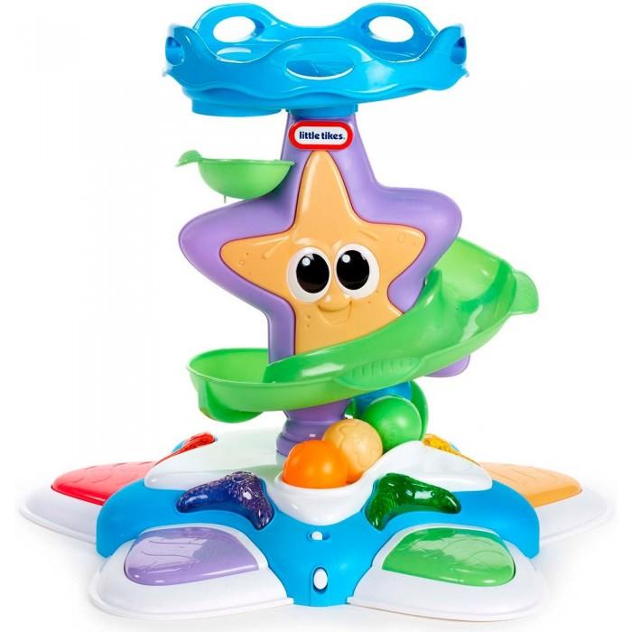 Развивающие игрушки Little Tikes Морская звезда с горкой-спиралью игрушка развивающая little tikes морская звезда page 8
