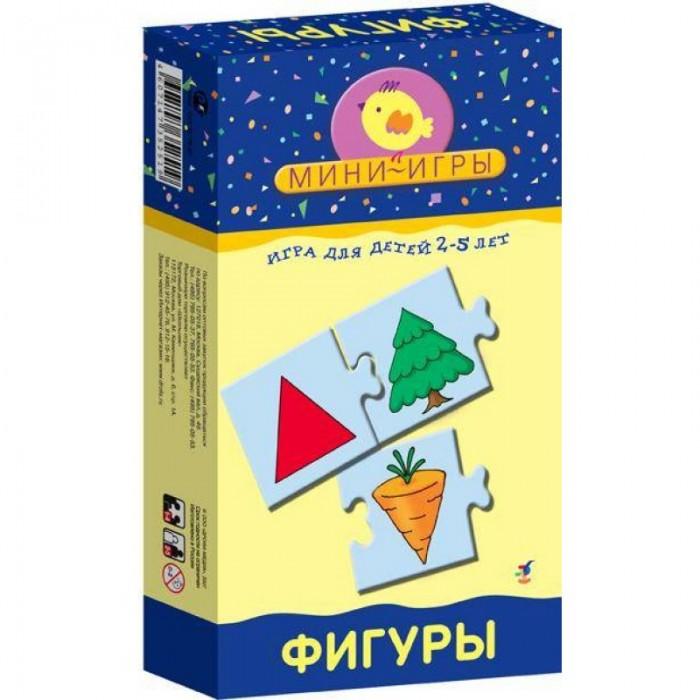 Игры для малышей Дрофа Настольная игра Фигуры серия Мои игры недорого