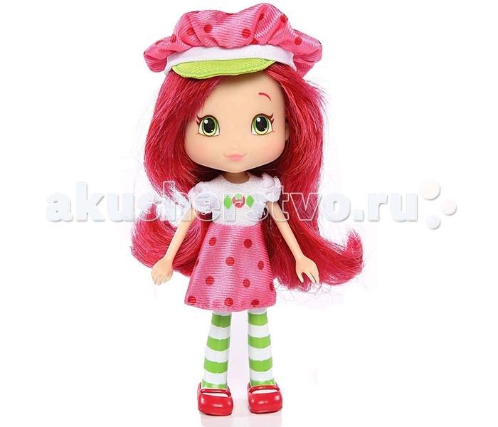 Куклы и одежда для кукол Strawberry Shortcake Кукла Земляничка 15 см strawberry shortcake strawberry shortcake 12269 шарлотта земляничка кукла малинка с питомцем 15 см