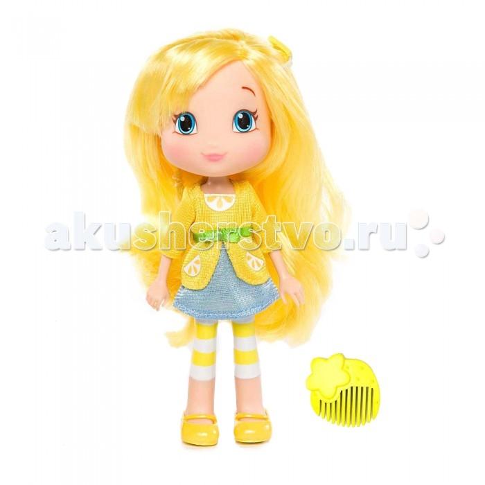 Куклы и одежда для кукол Strawberry Shortcake Кукла Лимона 15 см strawberry shortcake strawberry shortcake 12269 шарлотта земляничка кукла малинка с питомцем 15 см