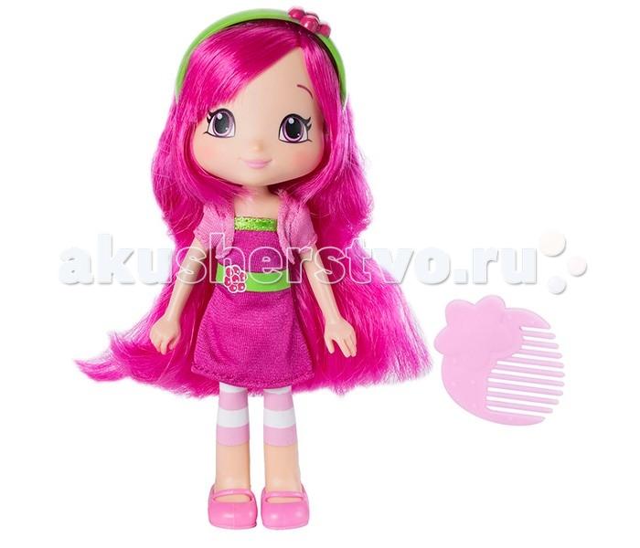 Куклы и одежда для кукол Strawberry Shortcake Кукла Малинка 15 см strawberry shortcake strawberry shortcake 12269 шарлотта земляничка кукла малинка с питомцем 15 см