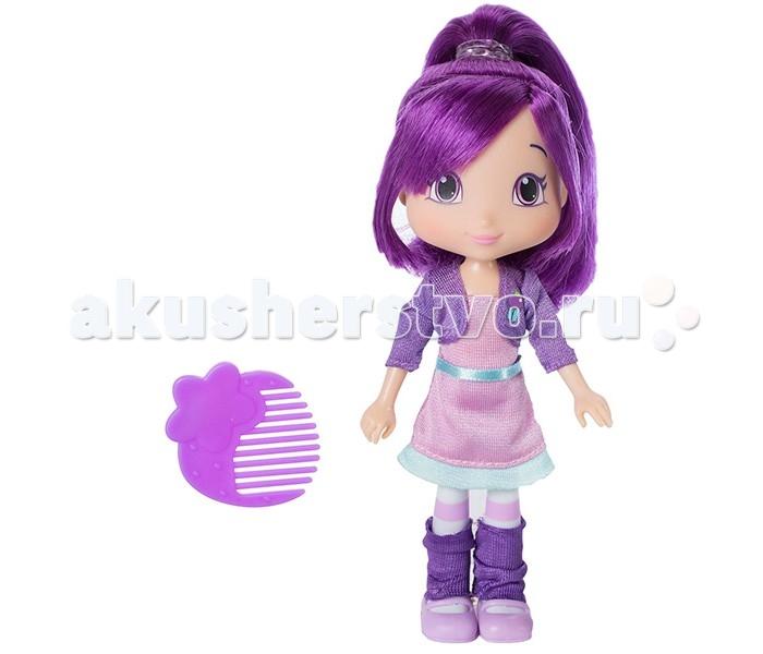 Куклы и одежда для кукол Strawberry Shortcake Кукла Сливка 15 см strawberry shortcake strawberry shortcake 12269 шарлотта земляничка кукла малинка с питомцем 15 см