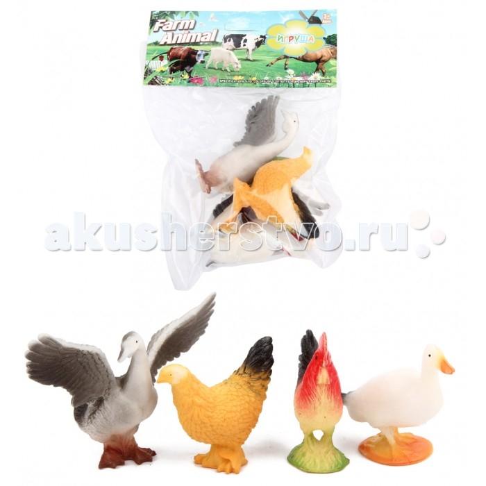 Игровые фигурки Игруша Игровой набор Птицы i-j004 игровые наборы esschert design набор игровой kg118