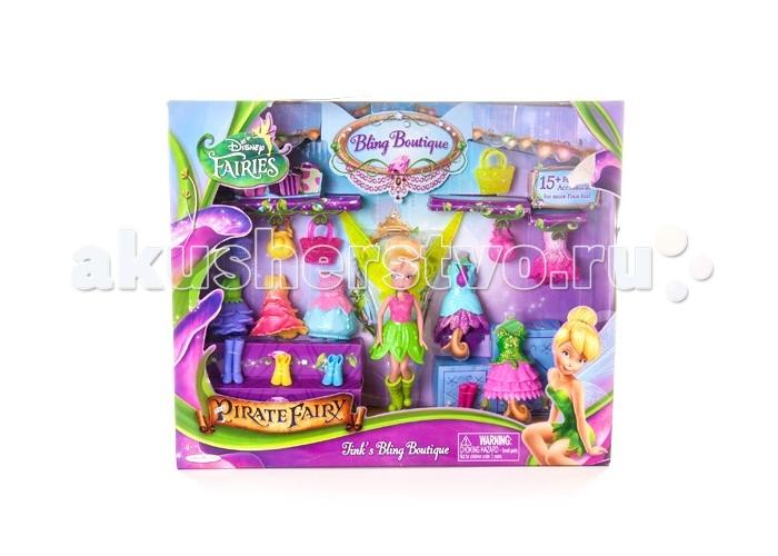Игровые наборы Disney Fairies Игровой набор из 1 куклы с аксессуарами цена 2017