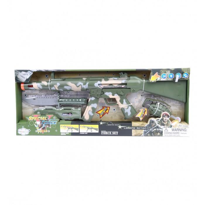 Купить Игрушечное оружие, Игруша Игровой набор Армия i-kw17781