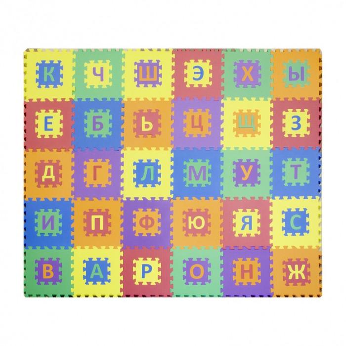 Игровые коврики FunKids Алфавит-1 KB-007R-NT игровые коврики funkids пазл 6 алфавит 3 с русским алфавитом