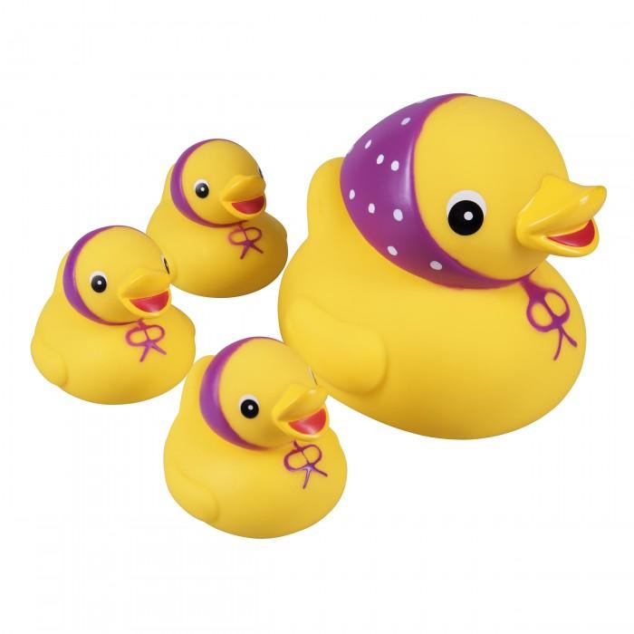 Игрушки для ванны Курносики Игрушка для ванной Семейка уточки игрушки для ванной