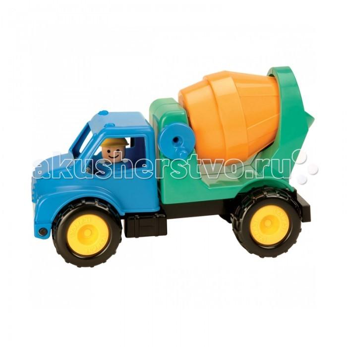 Машины Battat Грузовик-цементовоз грузовик самосвал battat 68023