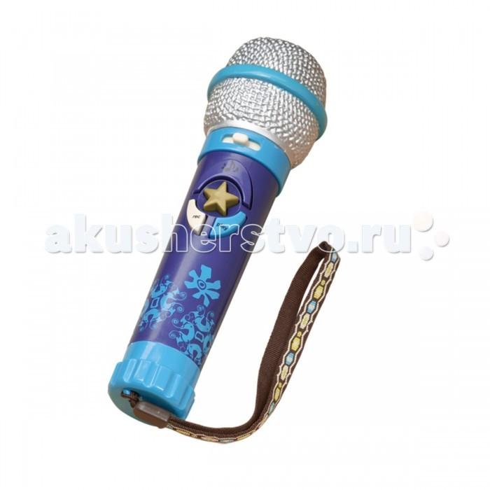 Музыкальные игрушки Battat Микрофон записывающий какой микрофон ребенку для начала