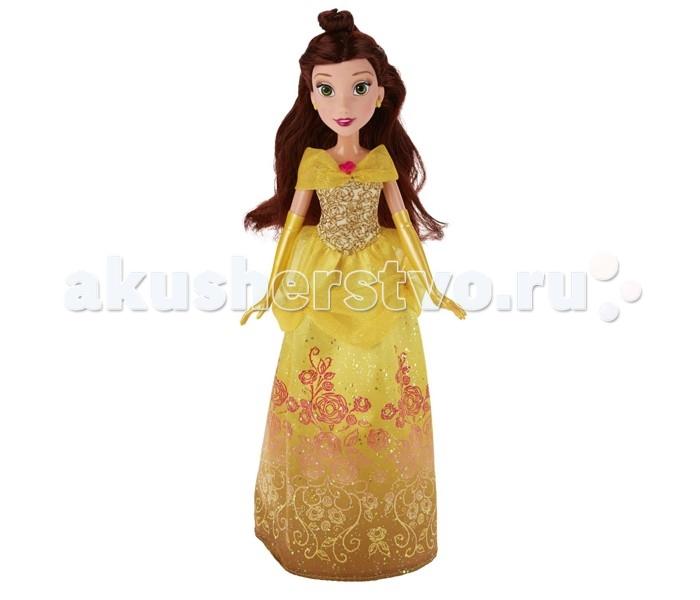 Куклы и одежда для кукол Hasbro Кукла Disney Princess Принцесса Белль hasbro кукла рапунцель принцессы дисней