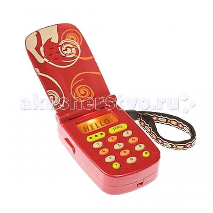 Электронные игрушки B.Toys Мобильный телефон 68615