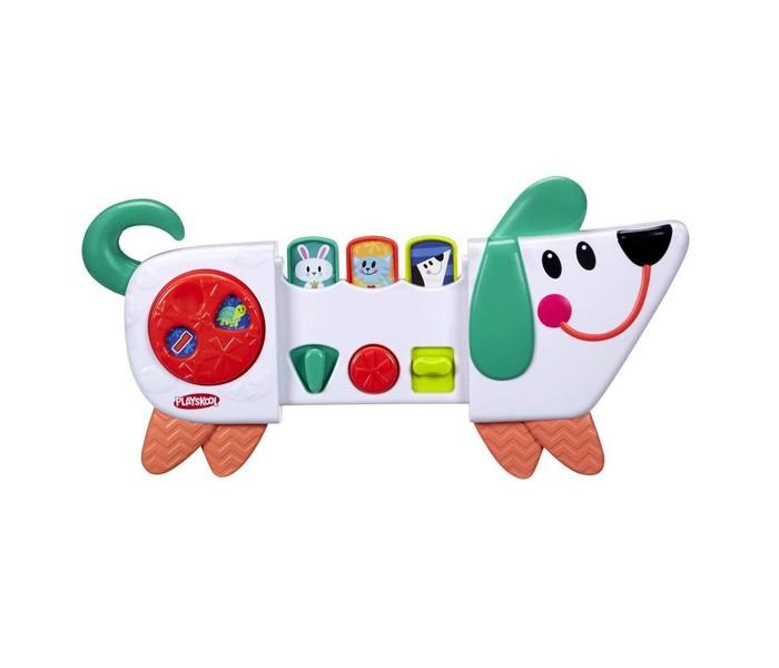 Развивающие игрушки Playskool Hasbro Веселый Щенок возьми с собой развивающая игрушка hasbro playskool возьми с собой веселый щенок