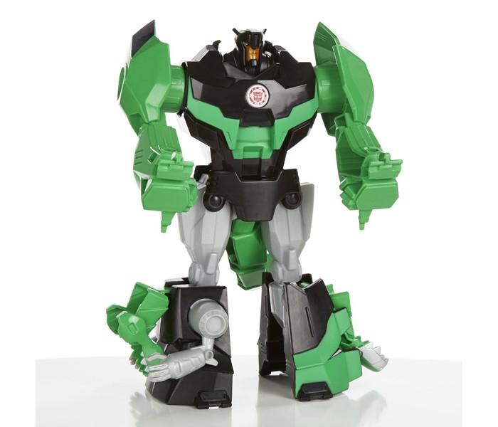 Роботы Transformers Hasbro Трансформеры роботы под прикрытием: Гиперчэндж роботы transformers трансформеры 5 делюкс автобот сквикс